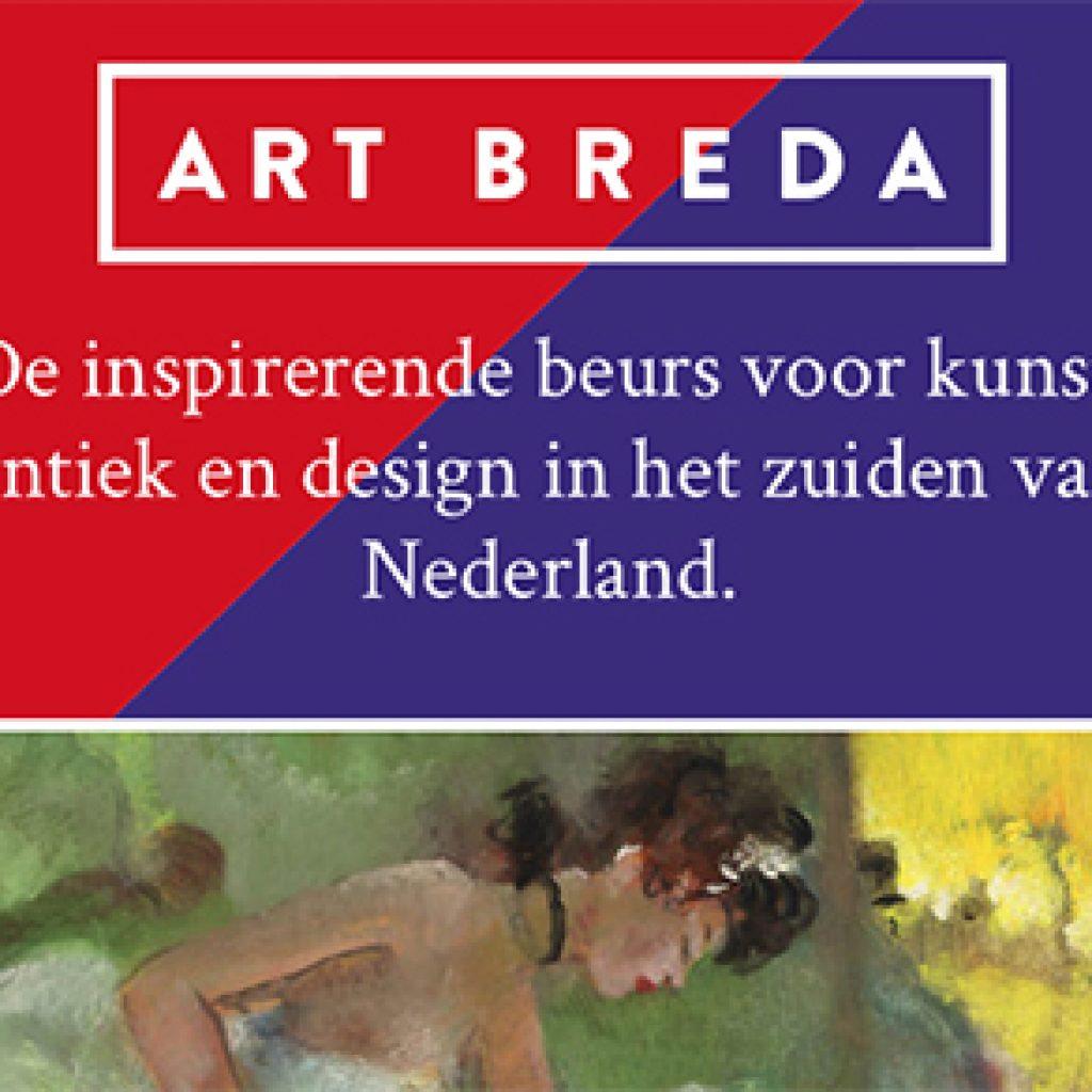 Art Breda 2019 en Sabine Eekels - artist - goldsmith