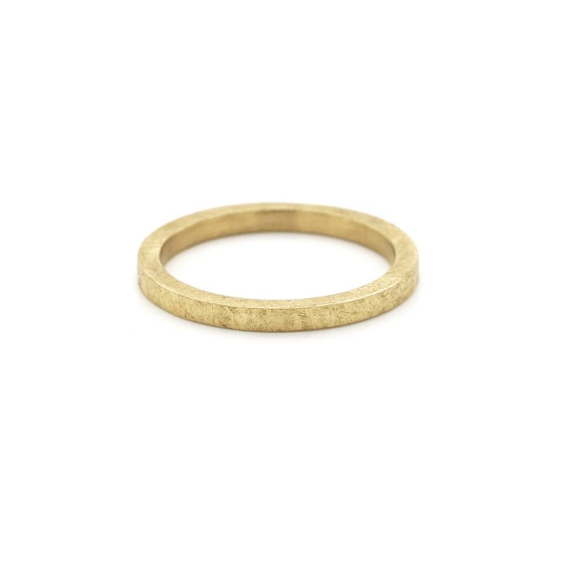 small band ring gouden stackring BE.rg.1001-1250